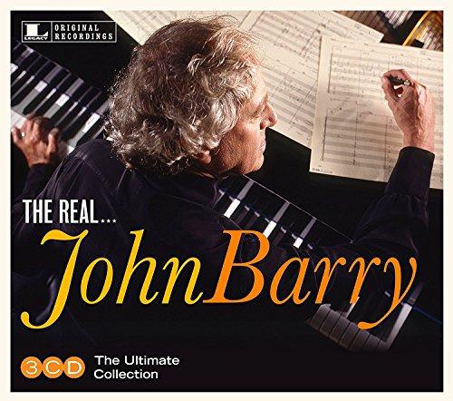 The Real...John Barry (Bond Box-set-dvd-james)