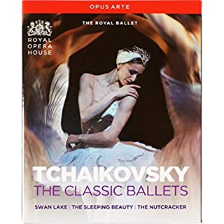 The Classic Ballets [Blu-ray] [Import italien] by P.I. Tchaikovsky (B00E1C4SK6) | Amazon Products