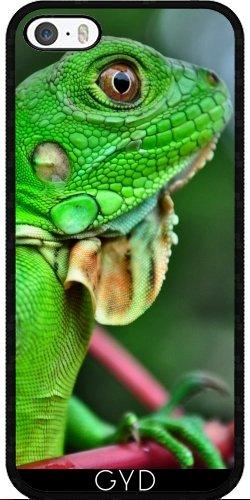 Custodia in silicone per Iphone 7 / Iphone 8 - Iguana Rettile Fauna Selvatica by WonderfulDreamPicture Silicone