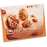 Wowladdus - Dry Fruit Supreme Laddus - 440 Grams - 12 Pieces