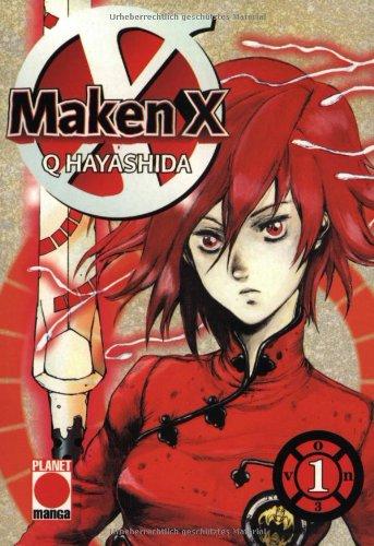 Maken X 01