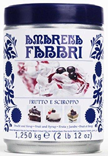 FABBRI Amarena Kirschen in Sirup 1250g Dose