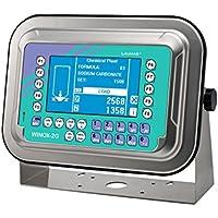 LAUMAS WINOX-2G INDICADOR DE PESO ACERO INOX IP68 (para pesaje y dosificación)