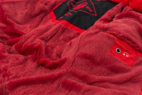 Navahoo - Blouson - Femme Rouge - Rouge