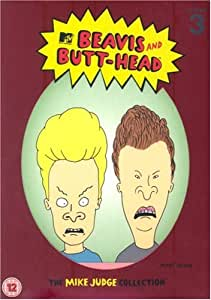 Beavis and Butt-Head: The Mike Judge Collection Volume 3 [DVD]