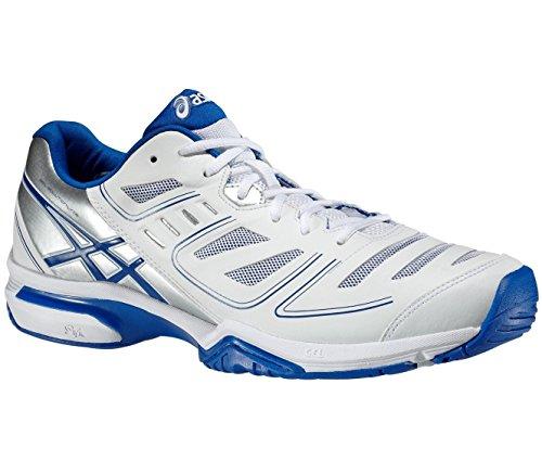 Asics Gel-Solution Lyte 2, Chaussures de tennis homme Blanc