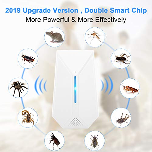 Zoom IMG-1 tedgem pest repeller reject repellente
