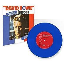 Heroes (Edition Ultra Limitée - Vinyle Single Bleu)