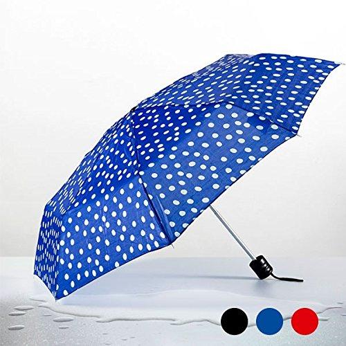 Paraguas Plegable Lunares