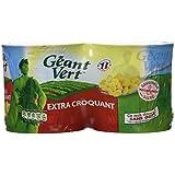 Géant vert - Mais Extra Croquant 2 x 285 g - Lot de 6