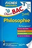 Objectif Bac Fiches détachables Philosophie séries technologiques