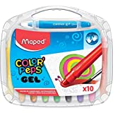 Maped Water Color Crayons Set - Pack of 10