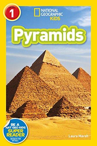National Geographic Readers: Pyramids (Level 1) PDF Descarga gratuita