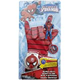 Magicwand Ultimate Spiderman Glove with Disc Launcher & Free Action Figure