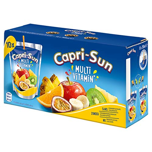 Capri-Sun Multivitaminé 10x20cl ...
