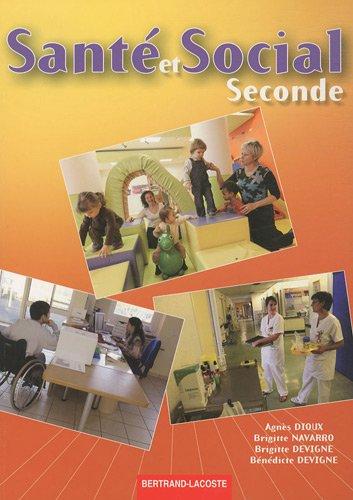 Santé et Social 2e par