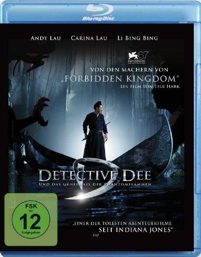 Verschiedenen Kostüm Robin - Detective Dee und das Geheimnis der Phantomflammen [Blu-ray]