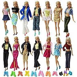 Muñecas Y Barbie Ropa Comprar Baratas Accesorios rdeWBoxC