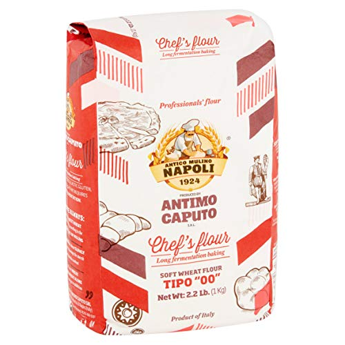 "Flour Caputo red ""00"" Pizza Chef kg 1"