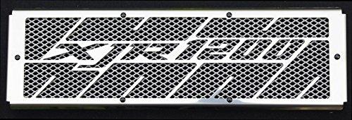 "cache Grille de radiateur Kawasaki Z900RS /""Seventies Spirit/"" grillage alu"
