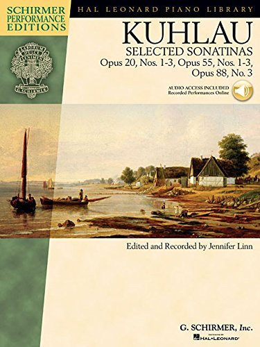 Selected Sonatinas (Intermediate Level Pianists)
