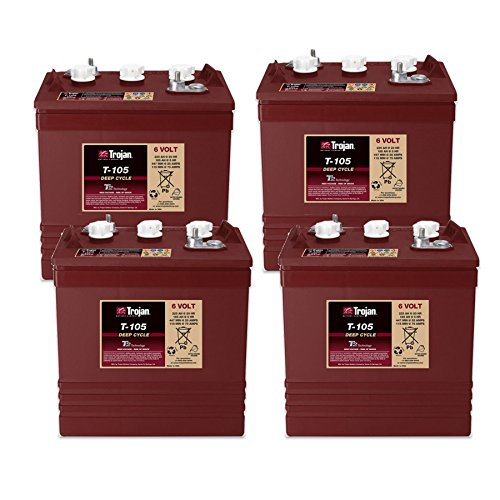 Ersatzakku für Terex Corp. Arbeitsbühne X-14 24V Akku - Batterie (Set)