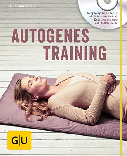 Autogenes Training (mit CD) (GU Multimedia) Buch-Cover
