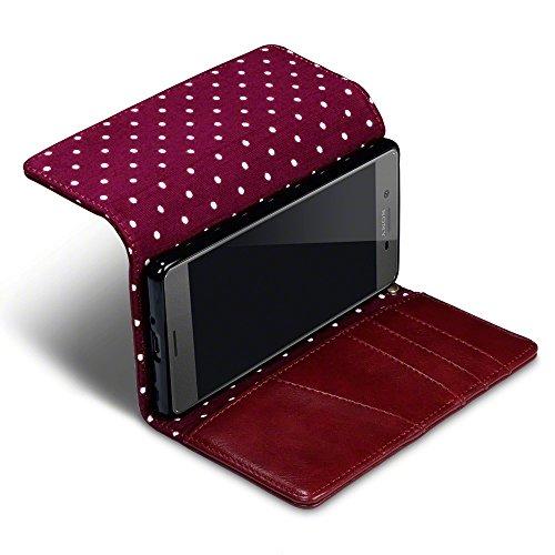 terrapin-borsellino-custodia-premium-di-cuoio-del-raccoglitore-per-sony-xperia-x-custodia-colore-ros