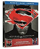 Batman V Superman - Dawn of Justice Limited Edition Double-Sided Steelbook (Includes 2D, 3D and UltraViolet)
