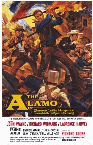 the-alamo-poster-movie-11-x-17-inches-28cm-x-44cm-1960-by-decorative-wall-poster