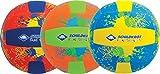Schildkröt Neopren BEACH-VOLLEYBALL, Ø21cm, normale Größe 5, farblich sortiert, griffige textile Oberfläche, salzwasserfest, ideal für Stand & Garten, 970285