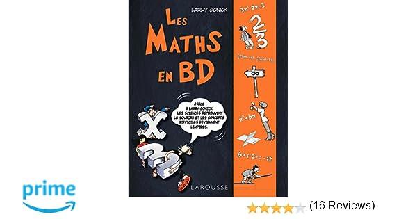 Amazonfr Les Maths En Bd Vol 1 Algèbre Collectif Livres