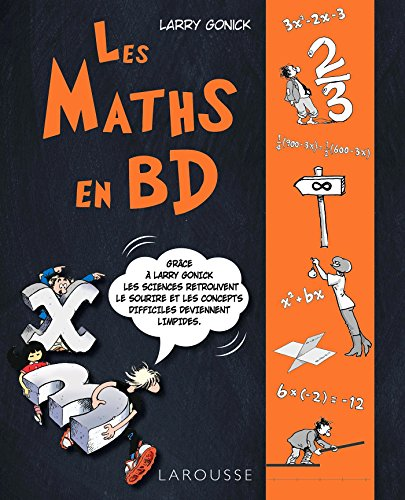 Les maths en BD par Larry Gonick