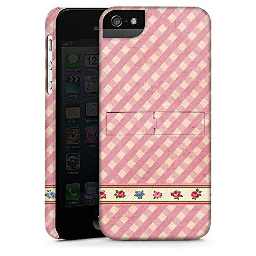 Apple iPhone X Silikon Hülle Case Schutzhülle Karo Mädchen Oktoberfest Premium Case StandUp