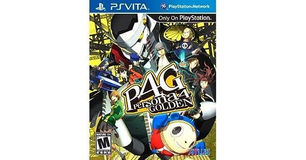 Persona 4 Golden (Import Américain): Amazon fr: Jeux vidéo