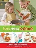 Mein erstes Kochbuch: Praktische Spiralbindung & beschichtete Seiten zum Abwischen