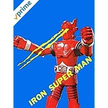 The Iron Super Man [OV]