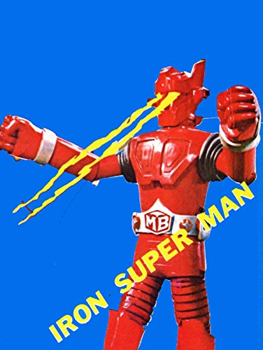 Image of The Iron Super Man