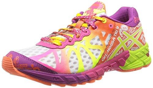 bambas de mujer running asics
