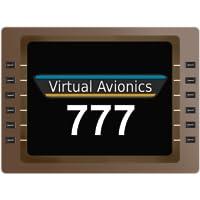 Virtual CDU 777