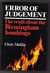 Error of Judgement: The Birmingham Bombings