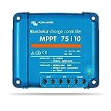 Victron regulador solar MPPT 75/1012?24V 10A