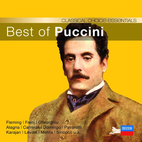 Best Of Puccini (CC) (Classica...