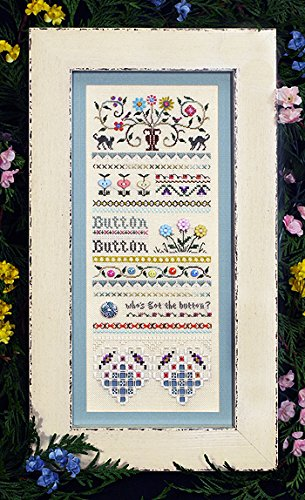 Victoria Sampler Button Sampler Accessory Pack