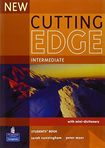 New Cutting Edge: Intermediate: Student's Book: Intermediate Student's Book by Sarah Cunningham; Peter Moor (2005-08-01)