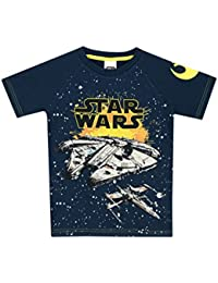 Star Wars Jungen Millennium Falke T-Shirt