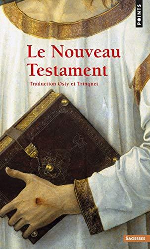 Le Nouveau Testament par Emile Osty