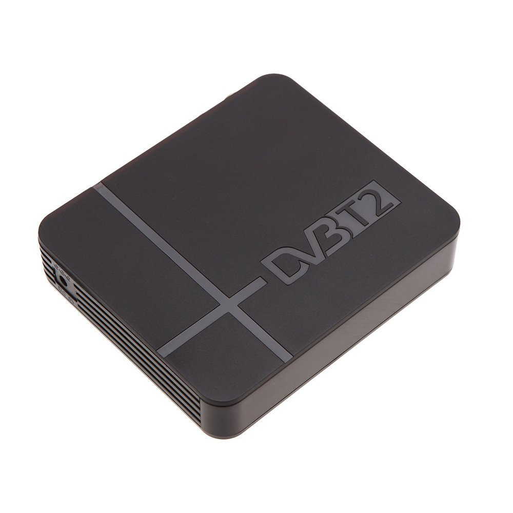 Dvb-t2 Terrestrial Receiver Full HD set-top box k2 & Multimedia Player QA