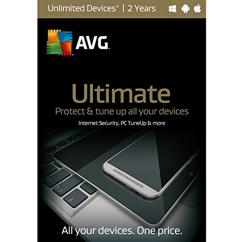 AVG Ultimate 2019 | Unbegrenzt | 2 Jahre