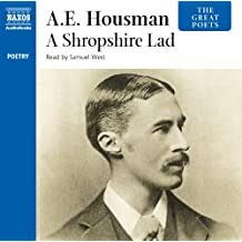 A Shropshire Lad (Great Poets)